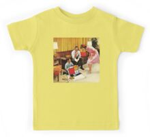 Composition Kids Tee