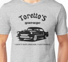 Toretto's Garage Car Unisex T-Shirt