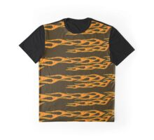 RIVIERA ORANGE PEAL FLAME COMPLETE  Graphic T-Shirt