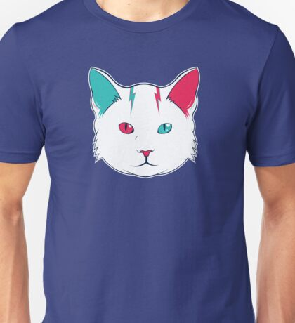 Zak the Cat Unisex T-Shirt