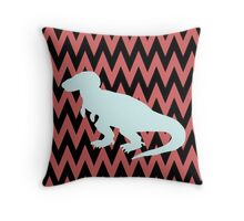 Dinosaur Throw Pillow