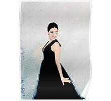 Lana Parrilla Poster