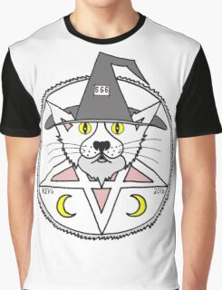 Cat Coven Graphic T-Shirt
