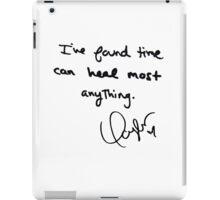 Taylor Swift Handwritten Lyric iPad Case/Skin
