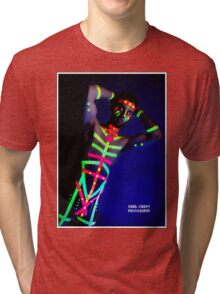 UV MODEL SIX Tri-blend T-Shirt