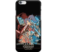 Future wars iPhone Case/Skin