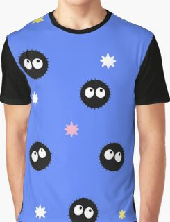 Soot Sprites and Candy Graphic T-Shirt