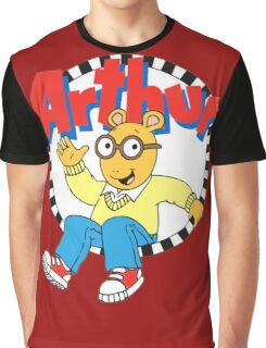 Funny Arthur Graphic T-Shirt