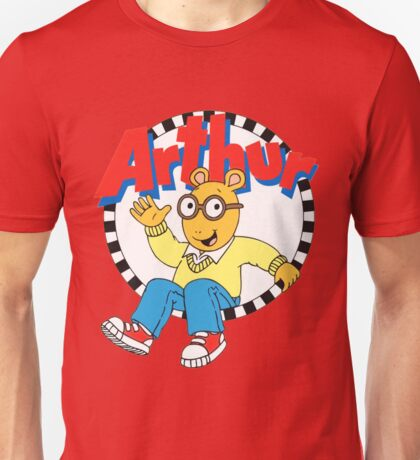 Funny Arthur Unisex T-Shirt