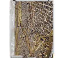 Perspective map of Fort Worth, Texas - 1891 iPad Case/Skin