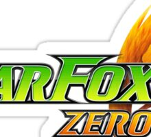 Star Fox Zero Logo Sticker