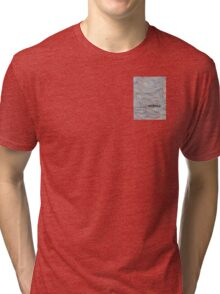 ABA PSYCHED  Tri-blend T-Shirt