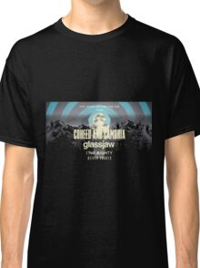 coheed and cambria the color before the sun uk tour Classic T-Shirt