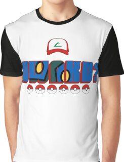 WWAKD? Graphic T-Shirt
