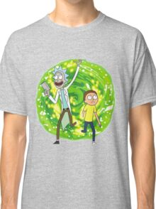 /*/Rick and Morty/*/ Classic T-Shirt