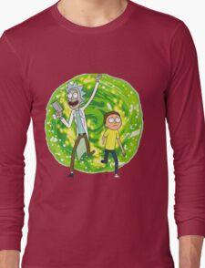 /*/Rick and Morty/*/ Long Sleeve T-Shirt