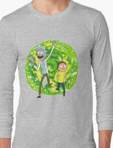 /*/Rick and Morty/*/ Long Sleeve T-Shirt