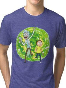 /*/Rick and Morty/*/ Tri-blend T-Shirt