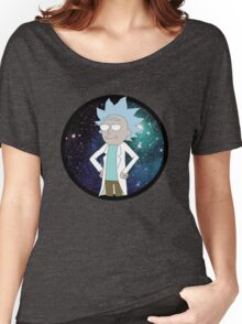Tiny Space Rick Women's Relaxed Fit T-Shirt
