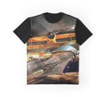 Flying Graphic T-Shirt