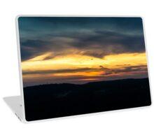 Blazing Sunset Ripcurl Clouds Laptop Skin