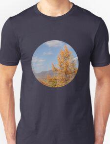 autumn Altai Mountains Unisex T-Shirt