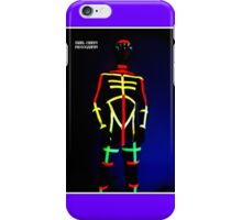UV MODEL TEN iPhone Case/Skin