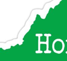 Virginia Home VA Green Sticker