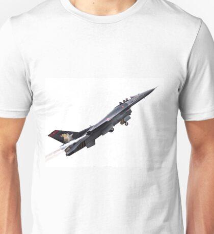 SoloTurk F-16 launching Unisex T-Shirt