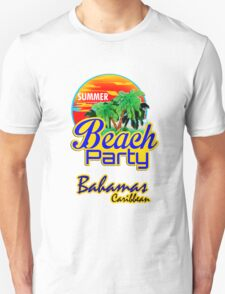Bahamas, Caribbean Unisex T-Shirt