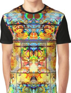 THE GREATEST PSYCHEDELIC PAINTING IN THE GALAXY Graphic T-Shirt