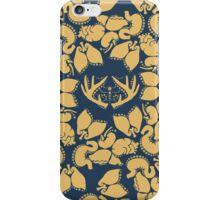 Hannibal: Royal Pattern iPhone Case/Skin