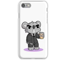 Grumpy Koala iPhone Case/Skin