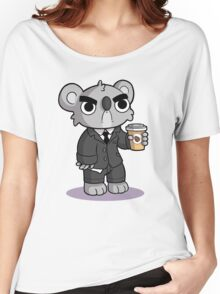 Grumpy Koala Women's Relaxed Fit T-Shirt