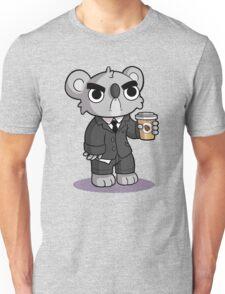Grumpy Koala Unisex T-Shirt
