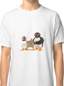 Nootflix and chill Classic T-Shirt