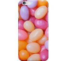 Multicolored Jelly Beans Easter Candy iPhone Case/Skin
