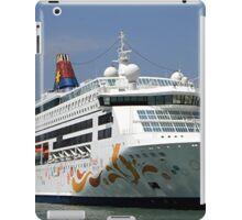 Star Pisces cruise ship iPad Case/Skin