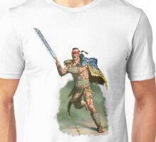 Aztec Barbarian Unisex T-Shirt