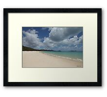 Tranquility Island - Limited Edition Print 1/10 Framed Print