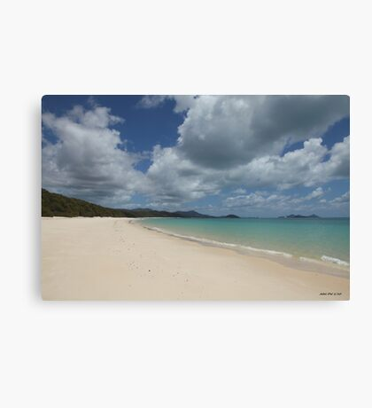 Tranquility Island - Limited Edition Print 1/10 Canvas Print
