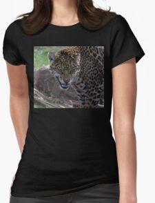 HEH HEH HEH Womens Fitted T-Shirt