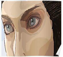 Zack Fair Eyes. Poster