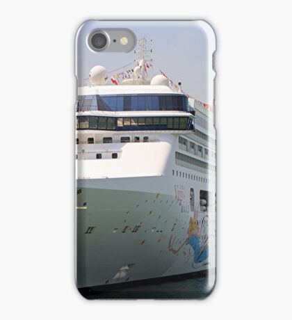 Superstar Virgo cruise ship iPhone Case/Skin