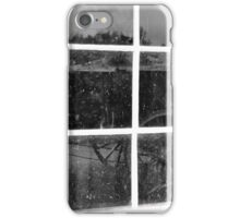 Reflections From The Past iPhone Case/Skin