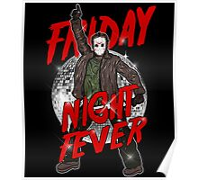 Friday Night Fever Poster