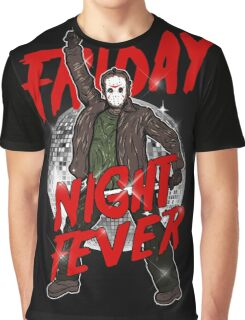 Friday Night Fever Graphic T-Shirt
