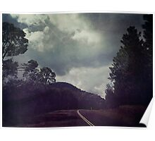 TO THE GLASS HOUSE MOUNTAINS Poster