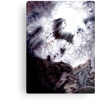 Sauron Brought Werewolves Metal Print