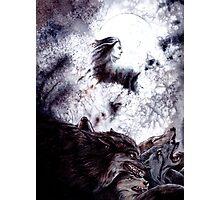 Sauron Brought Werewolves Photographic Print